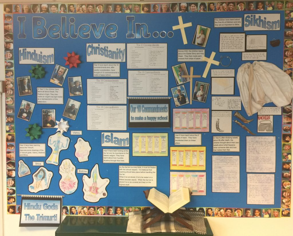 Image result for religious education displays